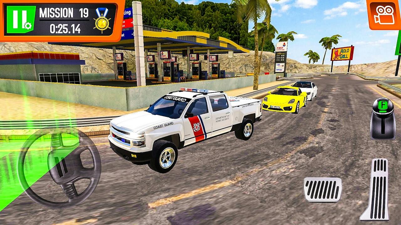 Coast Guard: Beach Rescue Team - Android GamePlay FHD