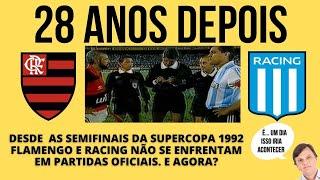 Racing x Flamengo na Libertadores. Um dia isso tinha que acontecer. E a pergunta: para quem torcer?
