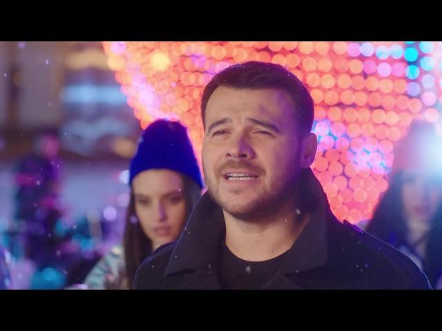 EMIN  - Первый снег (Новогодняя ночь, Первый канал)