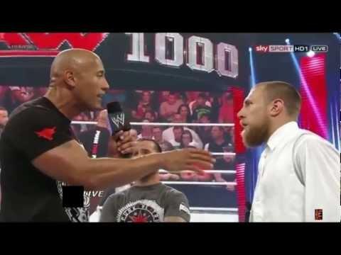WWE :The Rock Rock Bottom 2011-12 Compilation HD