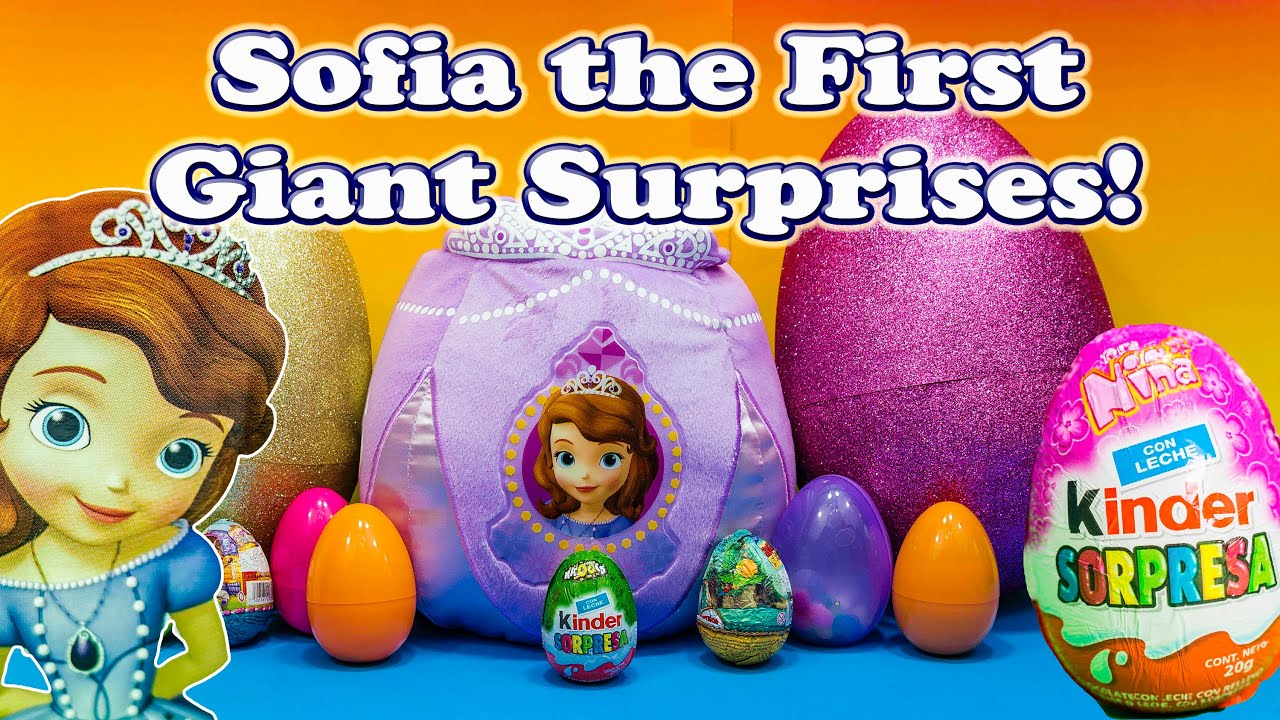 how to make a giant surprise egg
