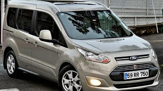 Ford Connect 2016 İnceleme