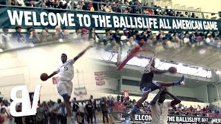 2016 BallisLife All-American Game Mixtape - Top Players In The Nation Show Out!