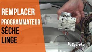 Comment réparer votre sèche-linge - Remplacer le programmateur ?
