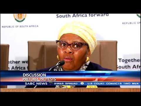 Some areas in Pretoria still tense: Sipho Stuurman