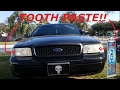 Poor Mans Guide to Headlight Restoration FT Crown Vic