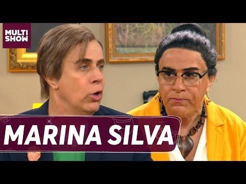 IMPEACHMENT DO TOMSONARO? Marina Silva se alia ao mito pra resolver!  PARA RELAXAR