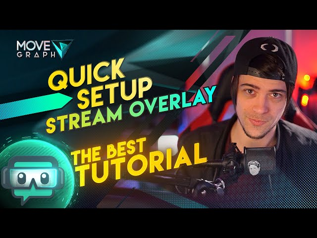 Tutorial | How to Setup Twitch Overlays in Streamlabs OBS and Create your own + Tips!