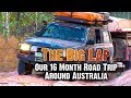 Our 16 month road trip around Australia | The Big Lap
