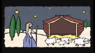 Chante et regarde avec moi pour noel- d ou viens tu bergere- Musique Noel tout petits
