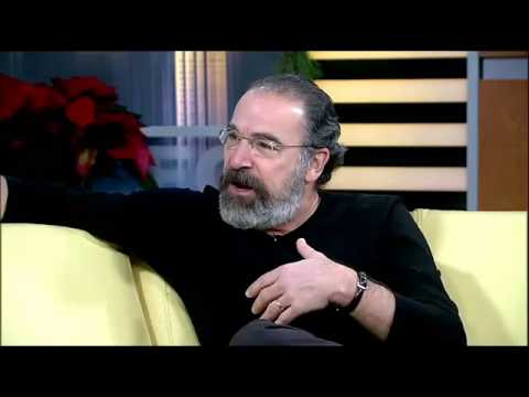 Mandy Patinkin  interupted