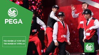 "Xe Điện PEGA (HKbike) II Lễ Ra Mắt Xe Điện 2016 II Milky Way - Led Dance ""Battle For The Beat"""