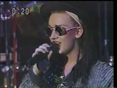 Culture Club Do You Really Want To Hurt Me Live 1983 Youtube