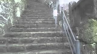 【長崎へーフリ坂】古い石段を登ってみた♪シーボルトの娘楠本イネのお墓.