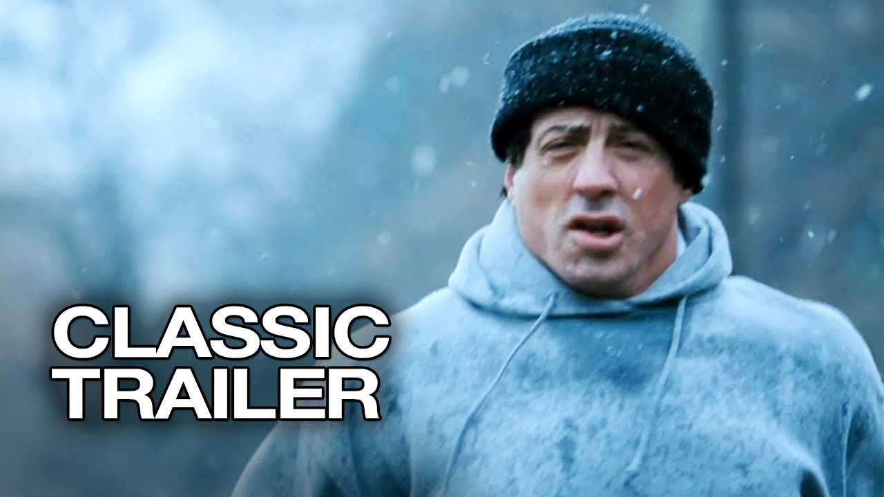 Rocky Balboa Official Trailer #1 - Sylvester Stallone, Burt Young Movie (2006) HD