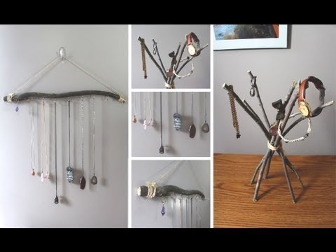 DIY Free People Inspired Jewelry Holder YouTube