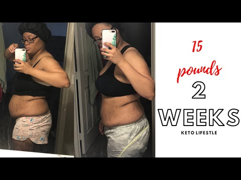 Keto Diet 2 Week Results + Progress Pics 🔥