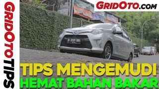 Tips Mengemudi Hemat Bahan Bakar | How To | GridOto Tips
