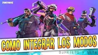 EPIC GAMES QUIERE HACERLO | Integrar Fortnite Battle Royale y Fortnite Salvar el Mundo