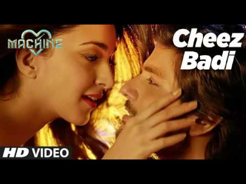 Cheez badi Full song Machine Mustafa & Kiara Advani Udit Narayan & Neha Kakkar ঢং SonG