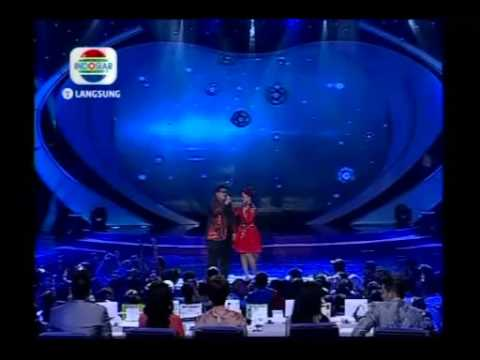 Subro & Lesti - Pertemuan (Rhoma Irama ft. Noerhalimah) - Konser Final 8 Besar - DAcademy Indonesia