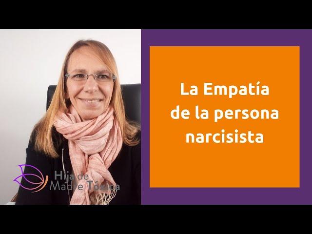 La Empatía de la Persona Narcisista