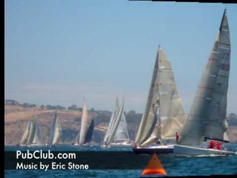 Transpacific Yacht Race Long Beach to Hawaii Start #2