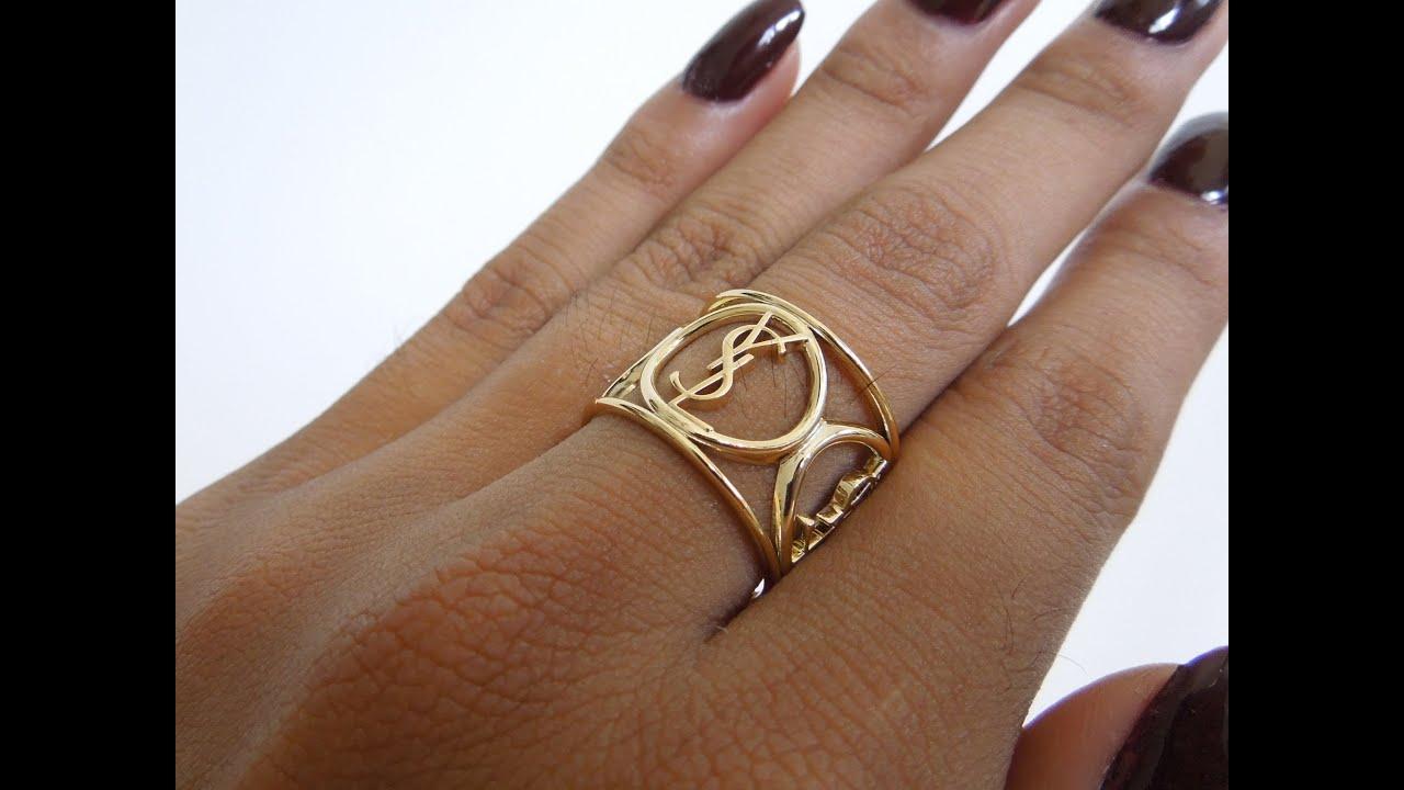 ysl rings