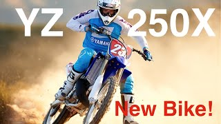 2016 Yamaha YZ250X and YZ250FX - New Off Road Bikes!