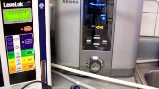 Enagic Kangen SD 501 and Jupiter Athena Water Ionizers: Part 1