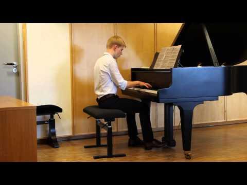 """Concert Etude """"Melos"""" by Rio Gebhardt"""
