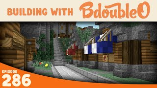 Minecraft :: QUAINT SHOPPING! :: Minecraft Building w/ BdoubleO :: ep 286