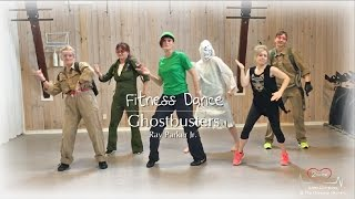 Ghostbusters (Ray Parker Jr.) - Fitness Dance & zumba style