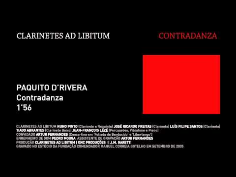 02 PAQUITO D'RIVERA Contradanza