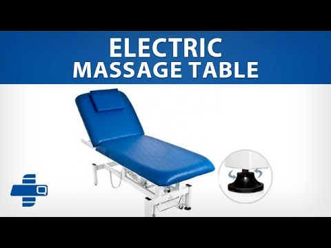 Electric Massage Table (QM-9341AZ)