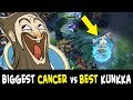 How to counter BIGGEST CANCER of Dota — Attacker Kunkka vs Tinker