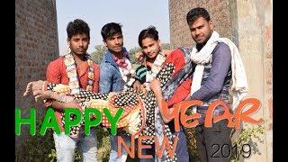 Happy New Year 2019 New year Funny Amarnath Gupta