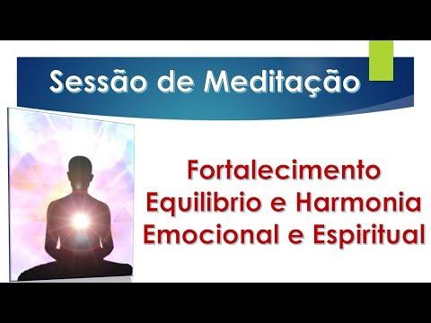 Sessão De Meditação Para Fortalecimento, Harmonia E Equilibrio Espiritual, Bezerra De Menezes