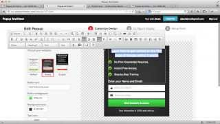 Create Beautiful Lead Capture Popups with Popup Generator (without Plugin)