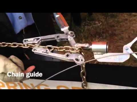 Easy to use wire strainers - YouTube
