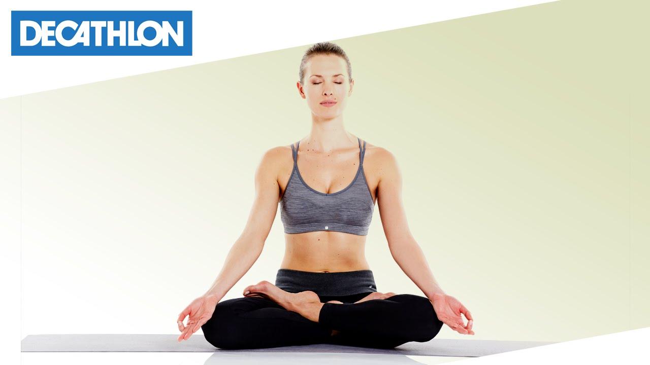 Yoga  abbigliamento e attrezzature Domyos  192dbeebe77