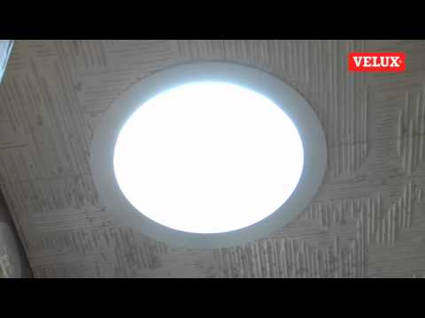 T moignages conduit de lumi re naturelle velux youtube - Velux puits de lumiere ...