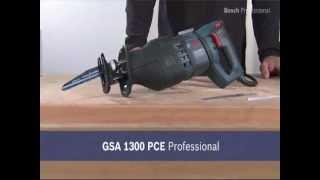 La puissante scie sabre filaire BOSCH GSA 1300 PCE est chez OutilsdesPros.fr
