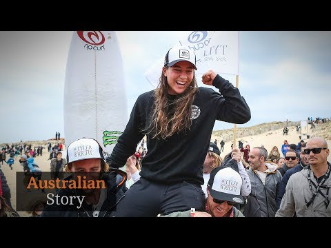 Australian Story: 'All For The Family' With Tyler Wright
