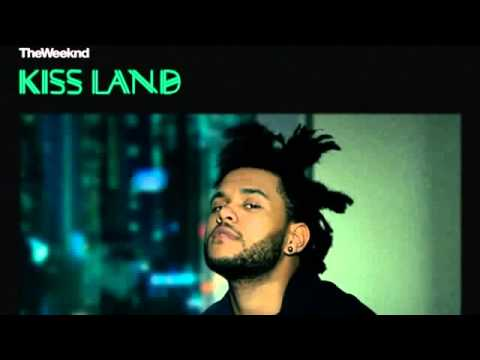 The Weeknd - Tears In The Rain (Kiss Land)