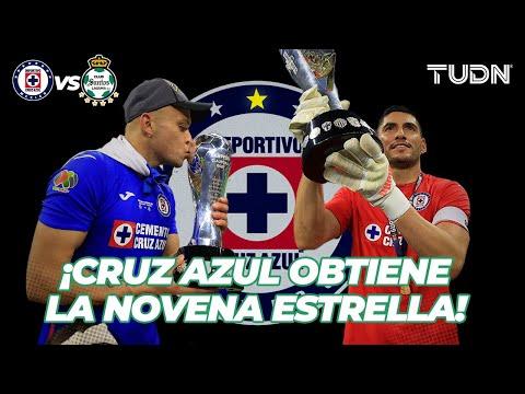 🏆¡La NOVENA! ¡Últimos 10 minutos del partido donde Cruz Azul fue campeón!   TUDN