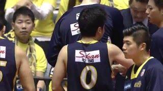 全日本バスケ2016 男子決勝 アイシン三河 vs リンク栃木