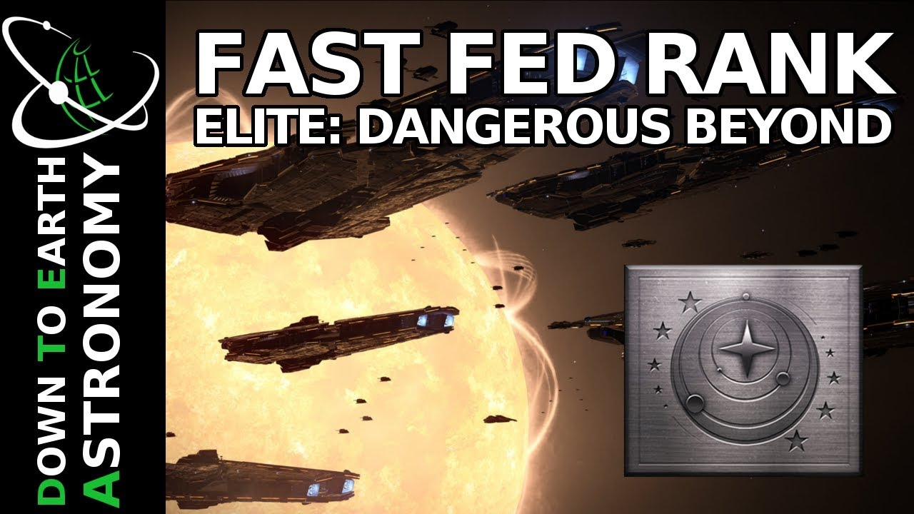 Fast Federation Rank | Elite Dangerous Beyond