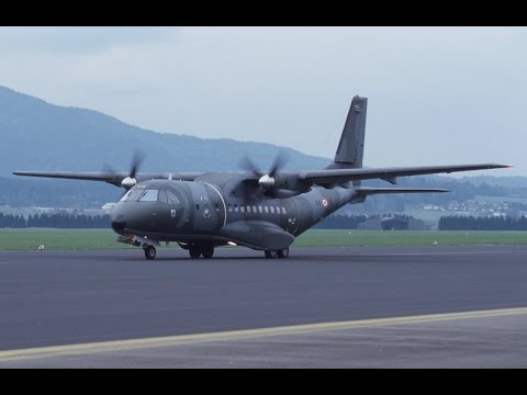 CASA CN 235 / IPTN CN 235 l Turkish,  Pakistan, Spanish,  French, Indonesian Air Force