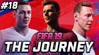 [FINAL EPISODE] FIFA 19 The Journey Ep18 - UCL + WORLD CUP FINALS!!